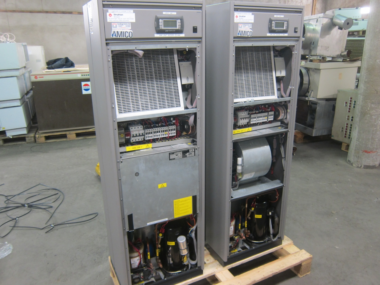Precision Air Conditioning - HOS BV