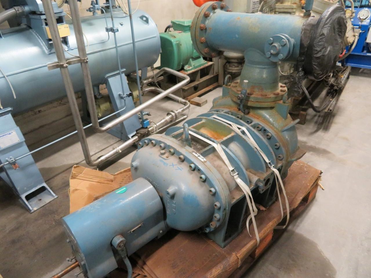 Screw Compressor Stal S51E-42M - HOS BV