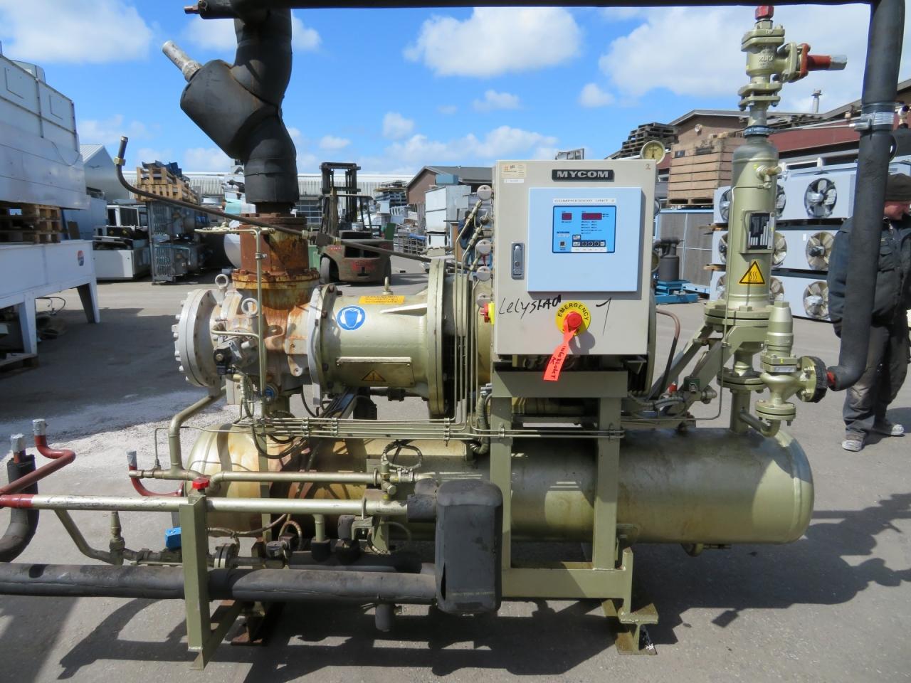 Compressor unit Mycom FM 125L-M - HOS BV