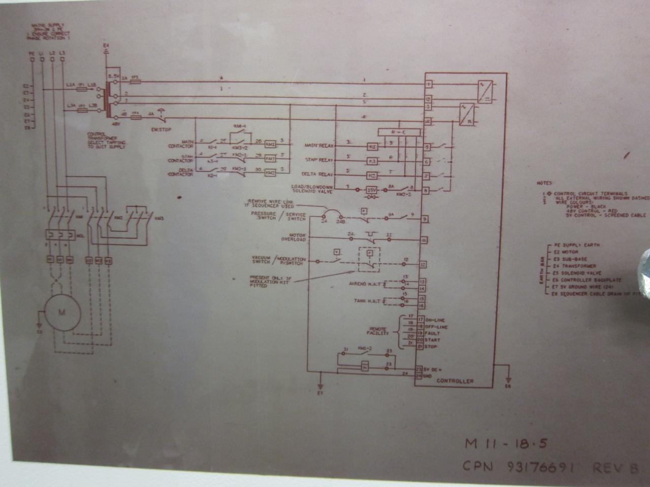 Hos Bv Gebruikte Koeltechniek Used Refrigeration Equipment Ingersoll Rand P185 Wiring Diagram