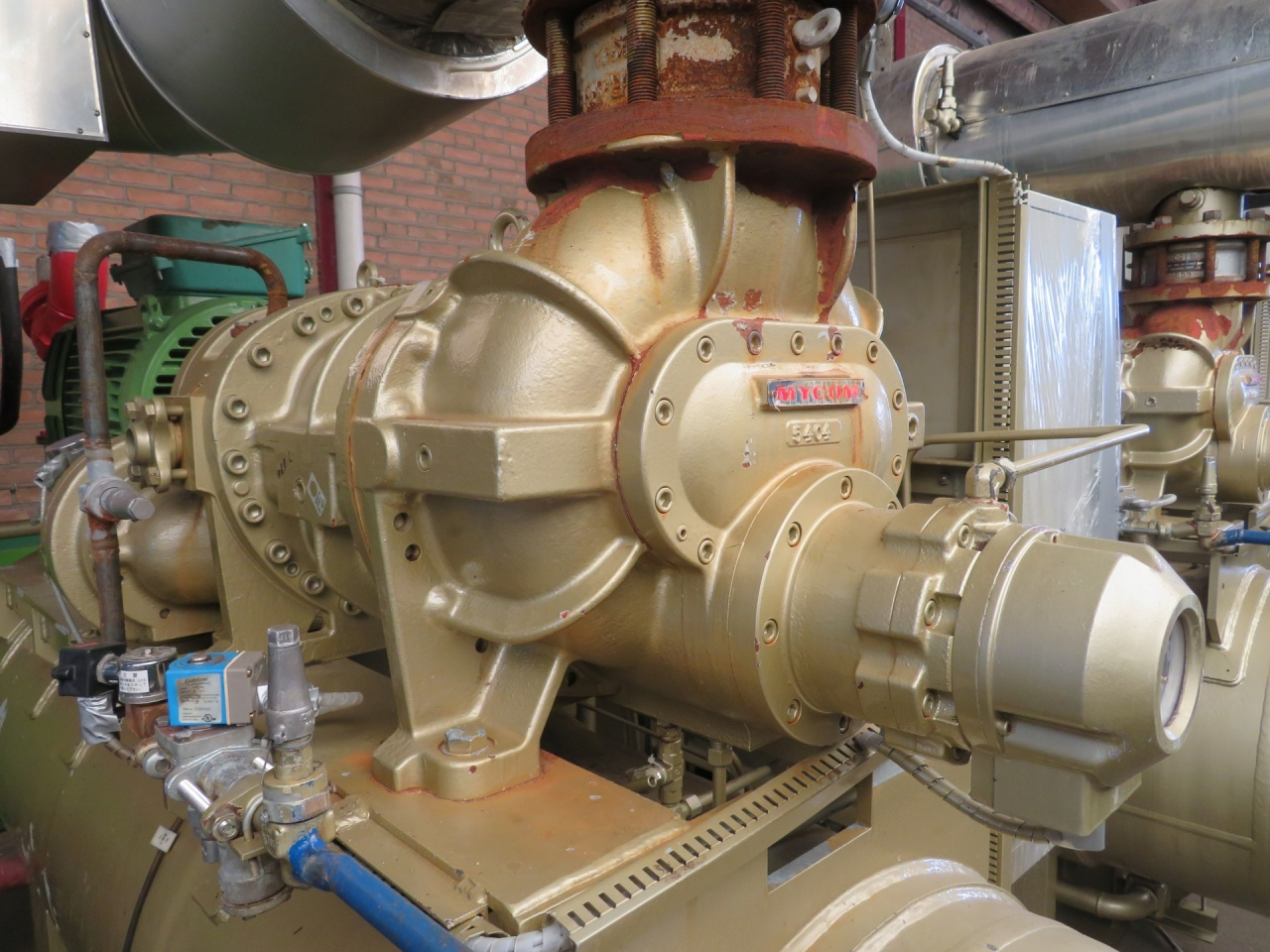 Compressor Unit Mycom 200VLD 2 6 - HOS BV