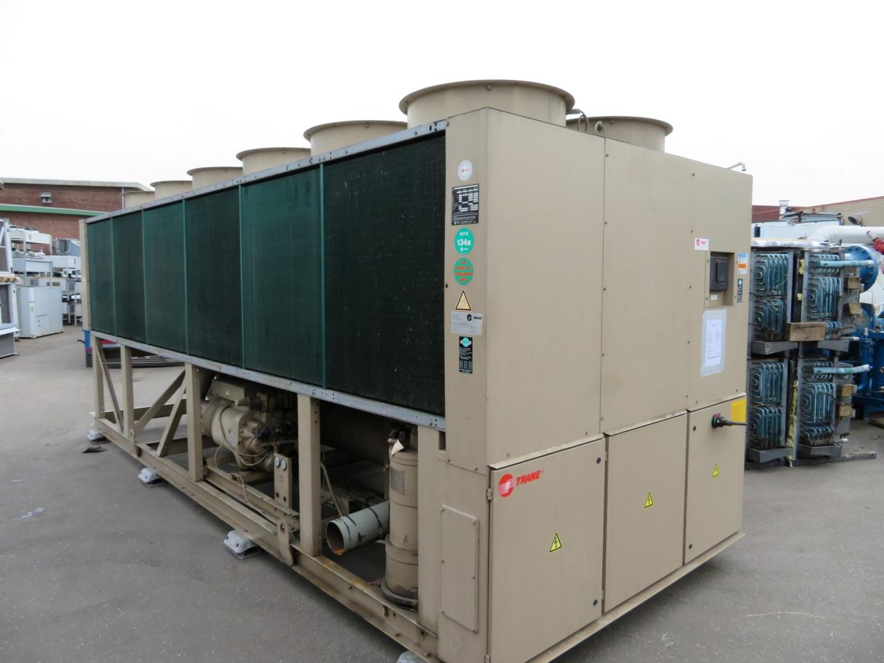 Air Cooled Waterchiller Trane Rtac 200 Hos Bv