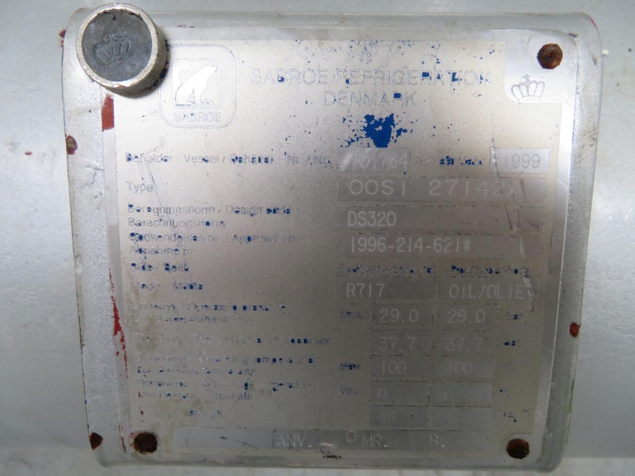 Compressor Unit Sabroe Sab 202 Sm Mk3